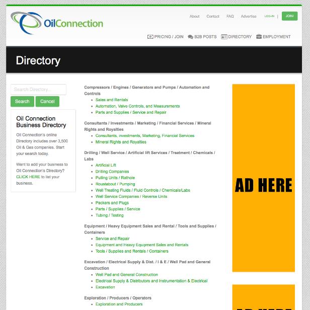 Ad directory tmb